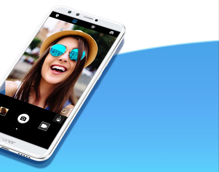 Honor 9 Lite Front Camera