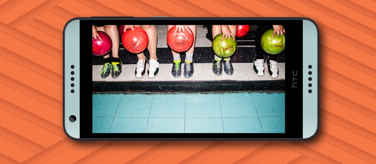 HTC Desire 650 Camera
