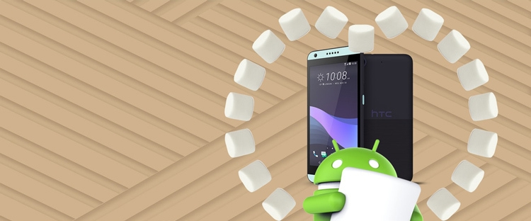 HTC Desire 650 Android