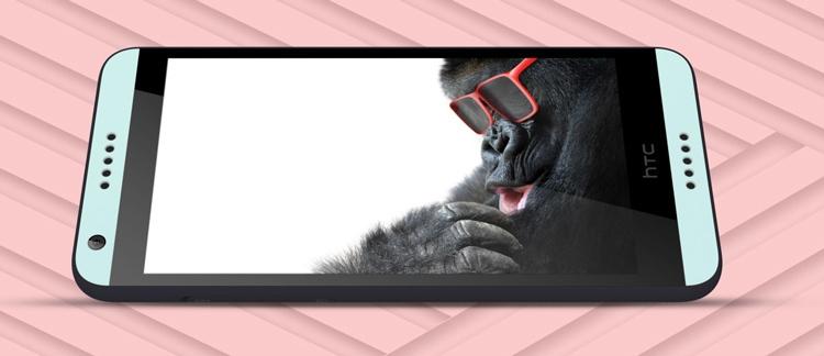 HTC Desire 650 Screen