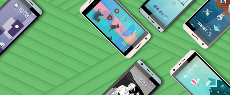 HTC Desire 650 Themes