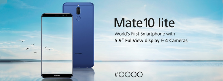 Huawei Mate 10 Lite Mobile Phone