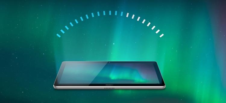 Huawei MediaPad T3 10 Display