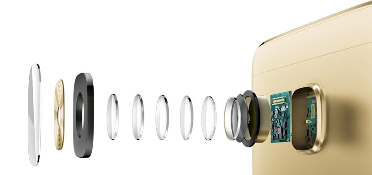 Huawei nova plus Back Camera