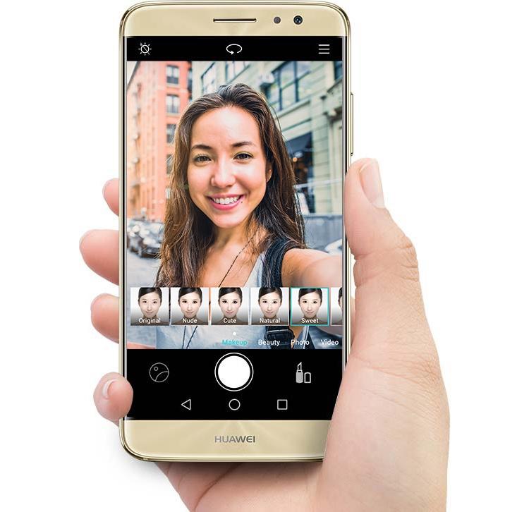 Huawei nova plus Front Camera