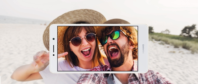 Huawei GR5 2017 Front Camera