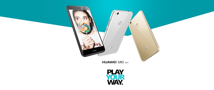 Huawei GR3 2017 Mobile Phone