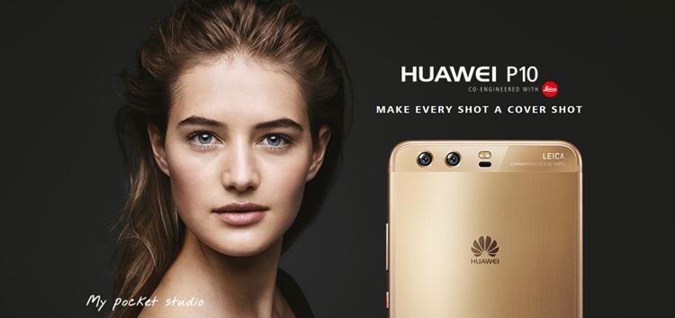 Huawei P10 Design