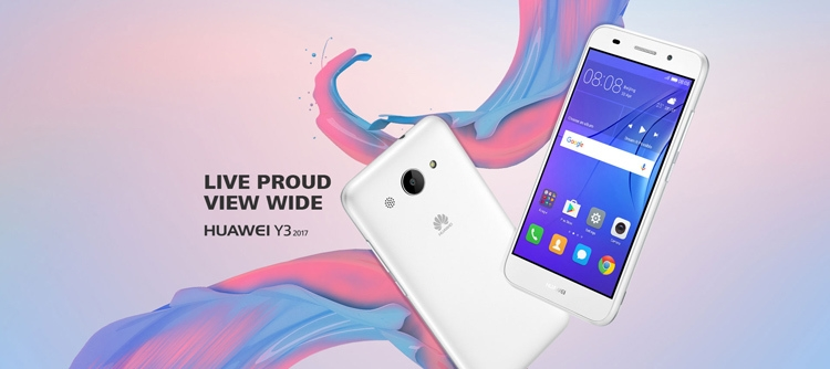Huawei Y3 (2017) Mobile Phone