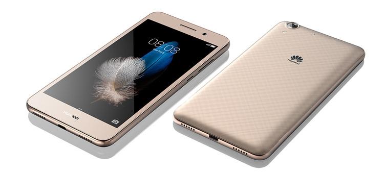Huawei Y6 II Screen