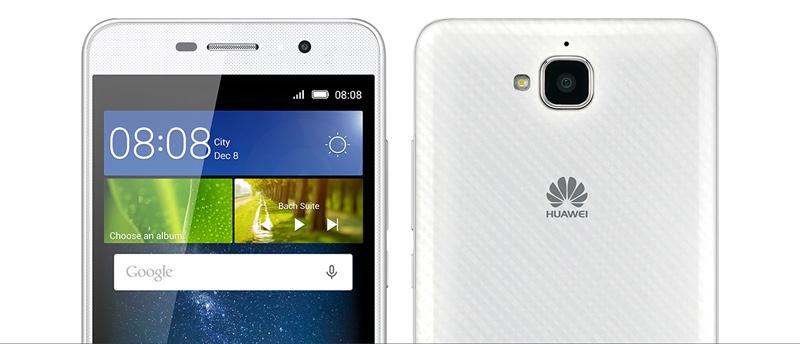 Huawei Y6 Pro Camera
