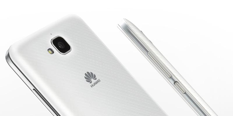 Huawei Y6 Pro Design