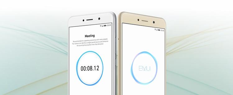 Huawei Y7 Prime User Interface