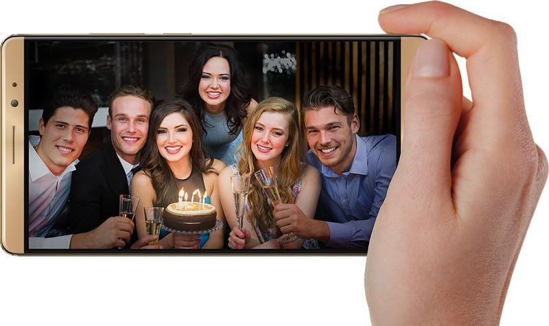 Huawei Mtate 8 Front Camera