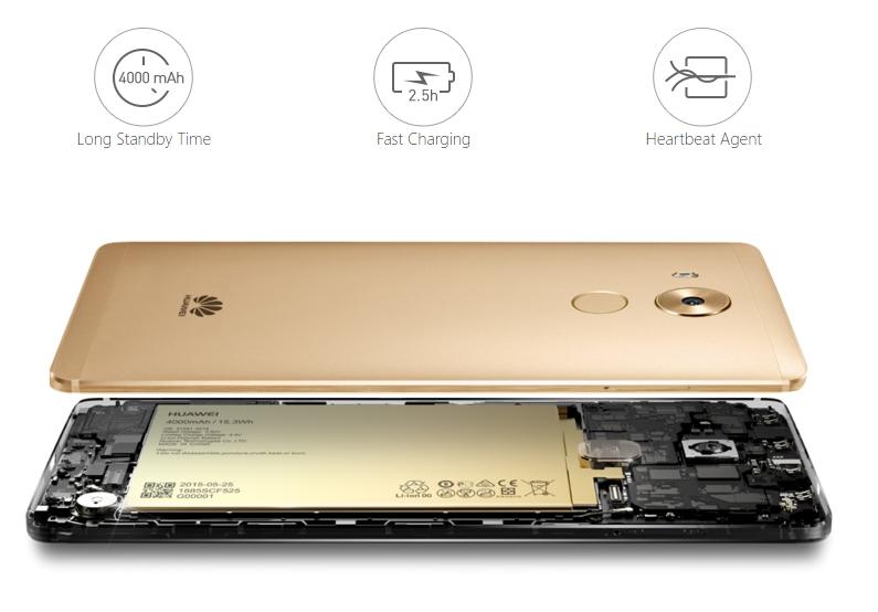 Huawei Mtate 8 Battery