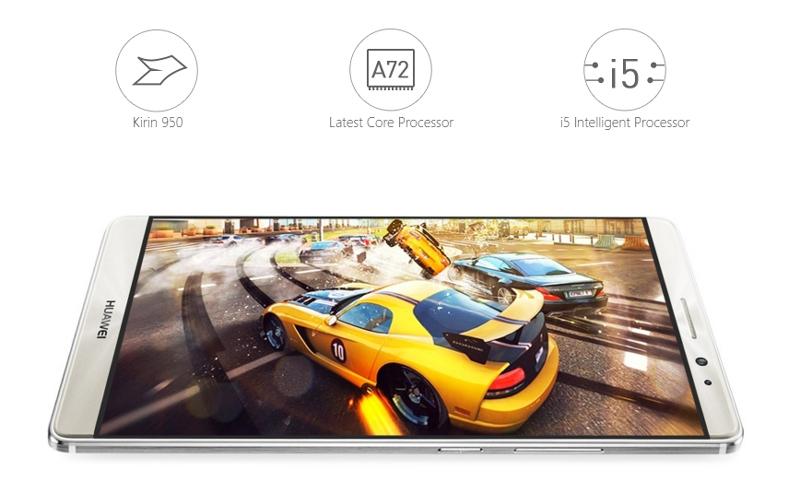 Huawei Mtate 8 Processor