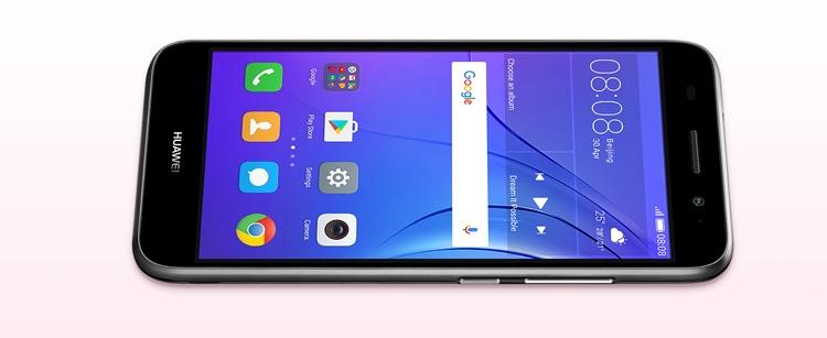 Huawei Y3 (2017) Screen