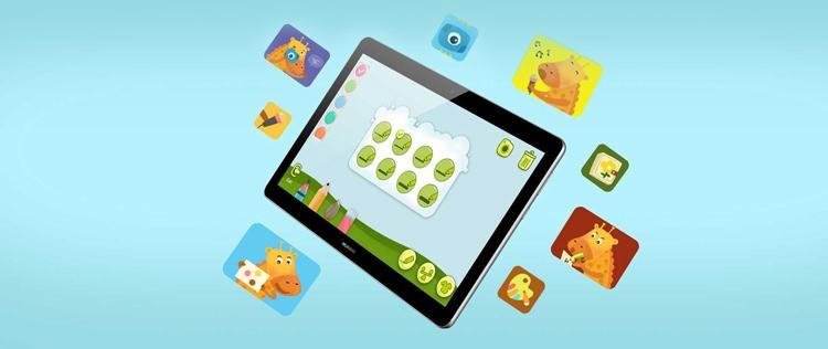 Huawei MediaPad T3 10 Apps