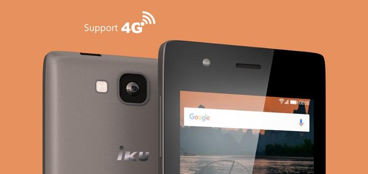 IKU C40L 4G Support