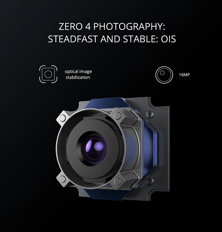Infinix X555 Zero 4 Camera Features