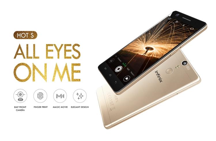 Infinix Hot S Mobile Phone