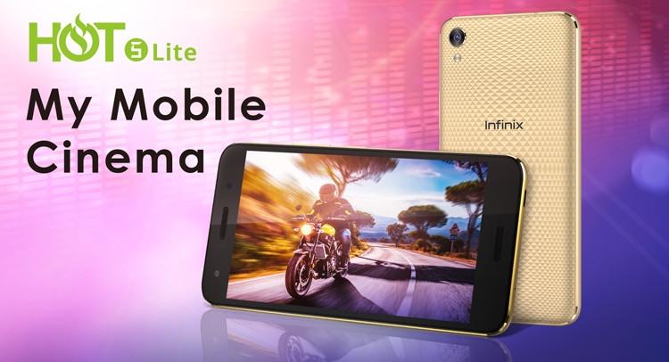 INFINIX HOT 5 Lite Mobile Phone
