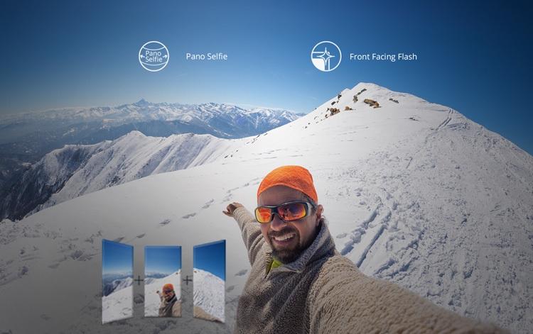 Infinix X555 Zero 4 Plus Front Camera