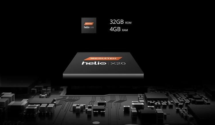 Infinix X555 Zero 4 Plus Processor
