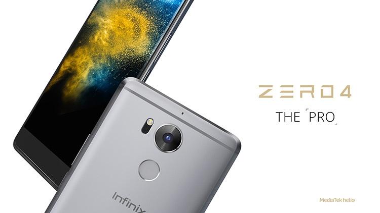 Infinix X555 Zero 4 Plus Smartphone
