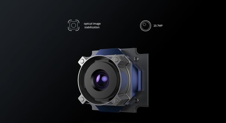 Infinix X555 Zero 4 Plus Back Camera