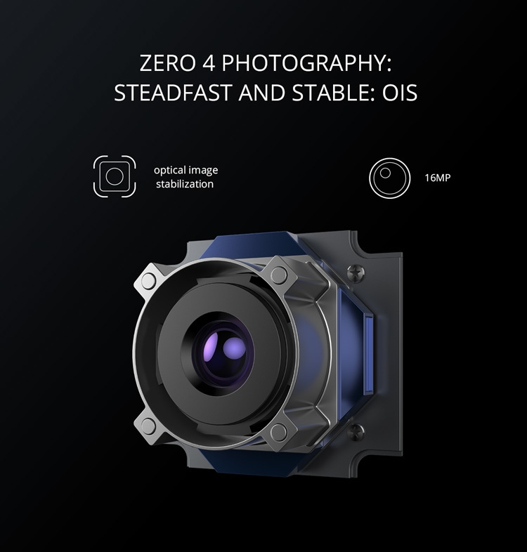 Infinix X555 Zero 4 Camera Features
