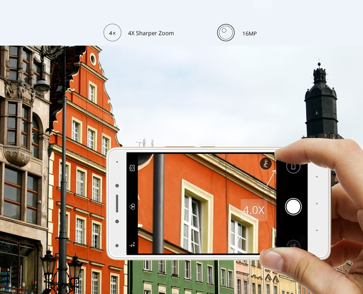 Infinix X555 Zero 4 Camera Zoom