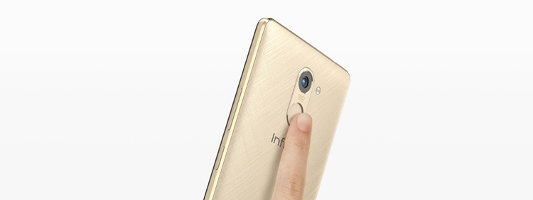 Infinix Hot 4 Pro LTE Fingerprint Sensor