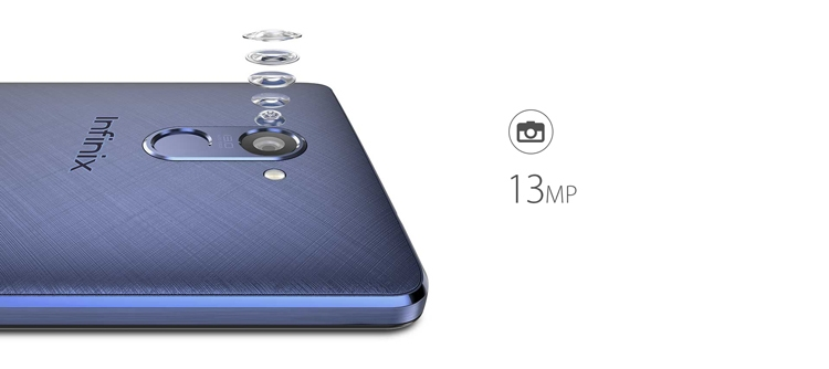 Infinix Hot 4 Pro LTE Back Camera