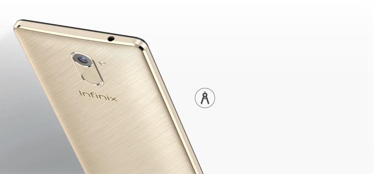 Infinix Hot 4 Pro LTE Design