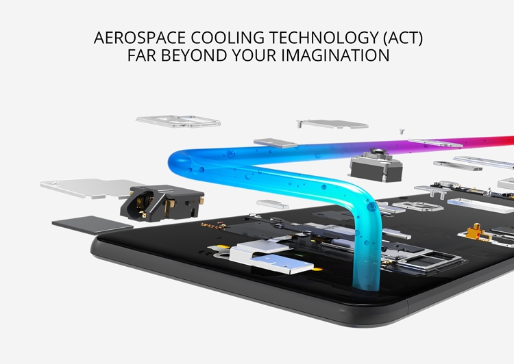 Infinix Note3 Cooling