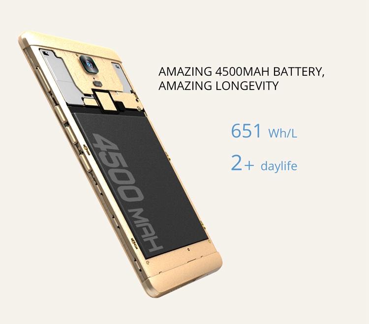 Infinix Note3 Battery