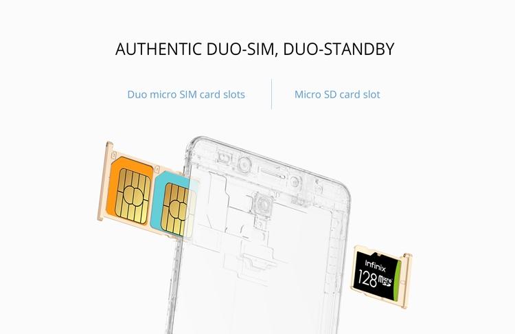 Infinix Note3 Dual SIM