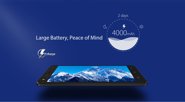 Infinix Hot 4 Pro Battery