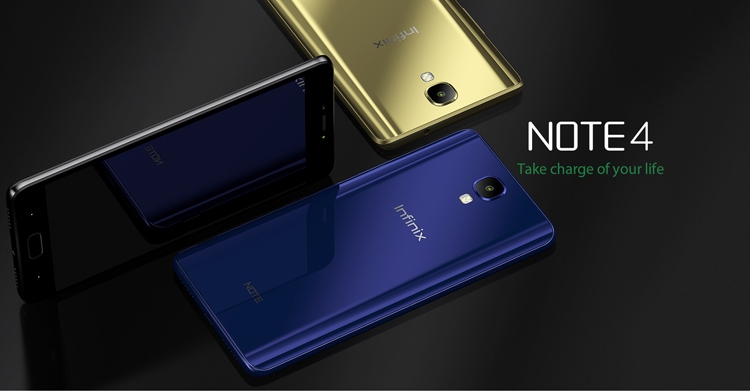 Infinix Note 4 Mobile Phone
