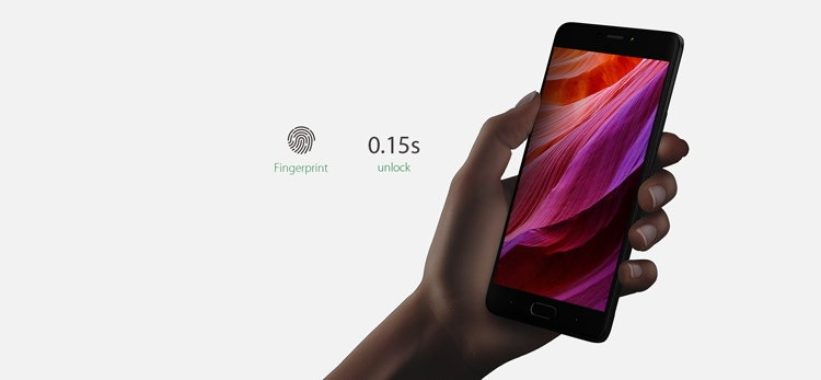 Infinix Note 4 Fingerprint Sensor