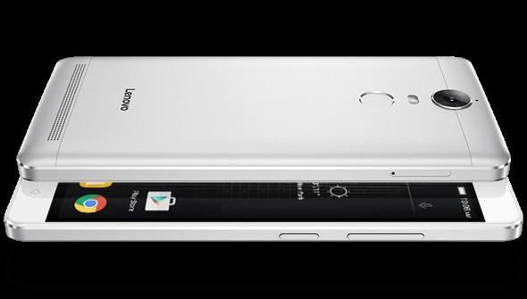 Lenovo K5 Note Design