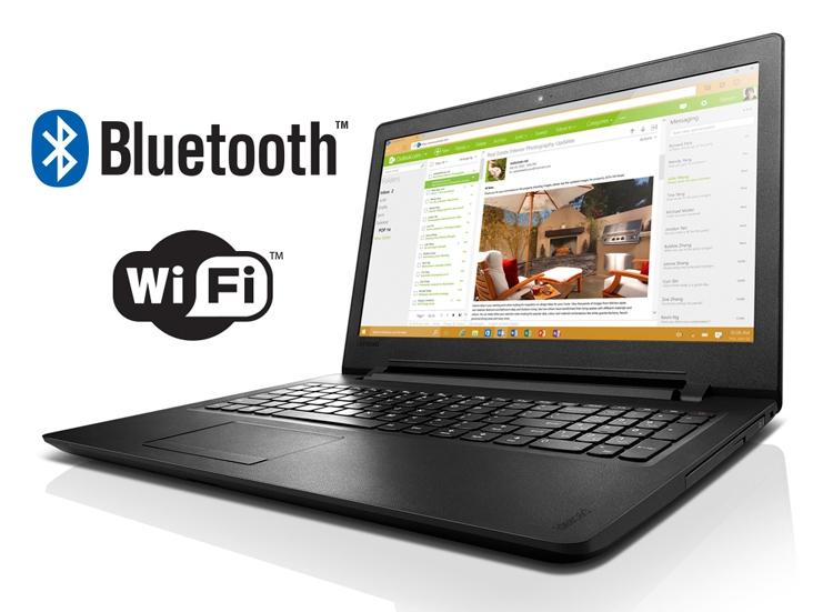 Lenovo Ideapad 110-15ACL Connectivity
