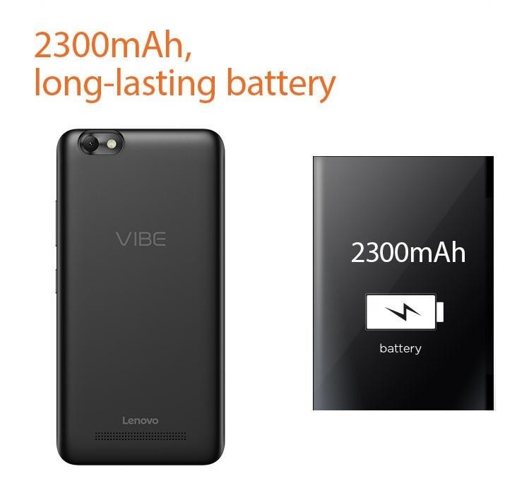 Lenovo Vibe C Battery
