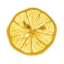 yuzu lemon mask, picture of lemon, yuzu ingredient