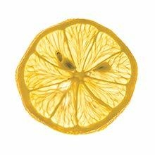 yuzu lemon mask, picture of lemon, yuzu ingredient