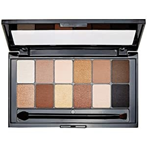 Maybelline The Nudes Palette , Multicolor
