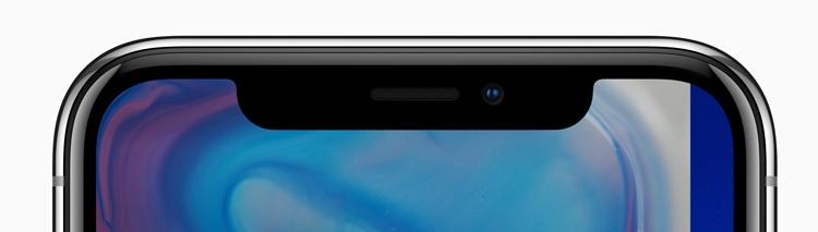 Apple iPhone X TrueDepth Camera