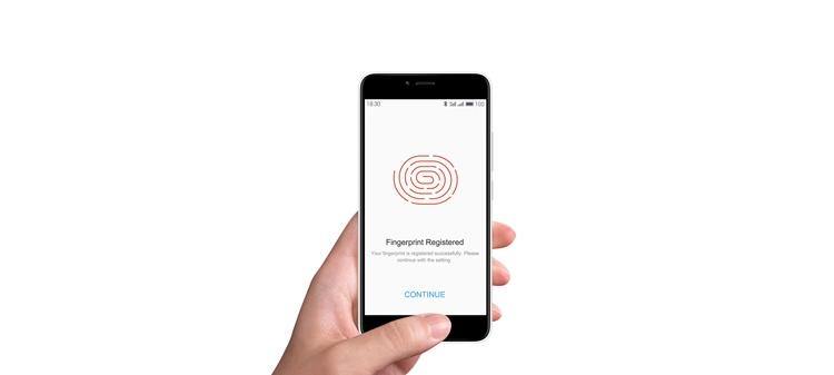 Meizu M5 Fingerprint Sensor
