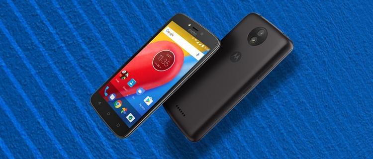 Motorola Moto C Android